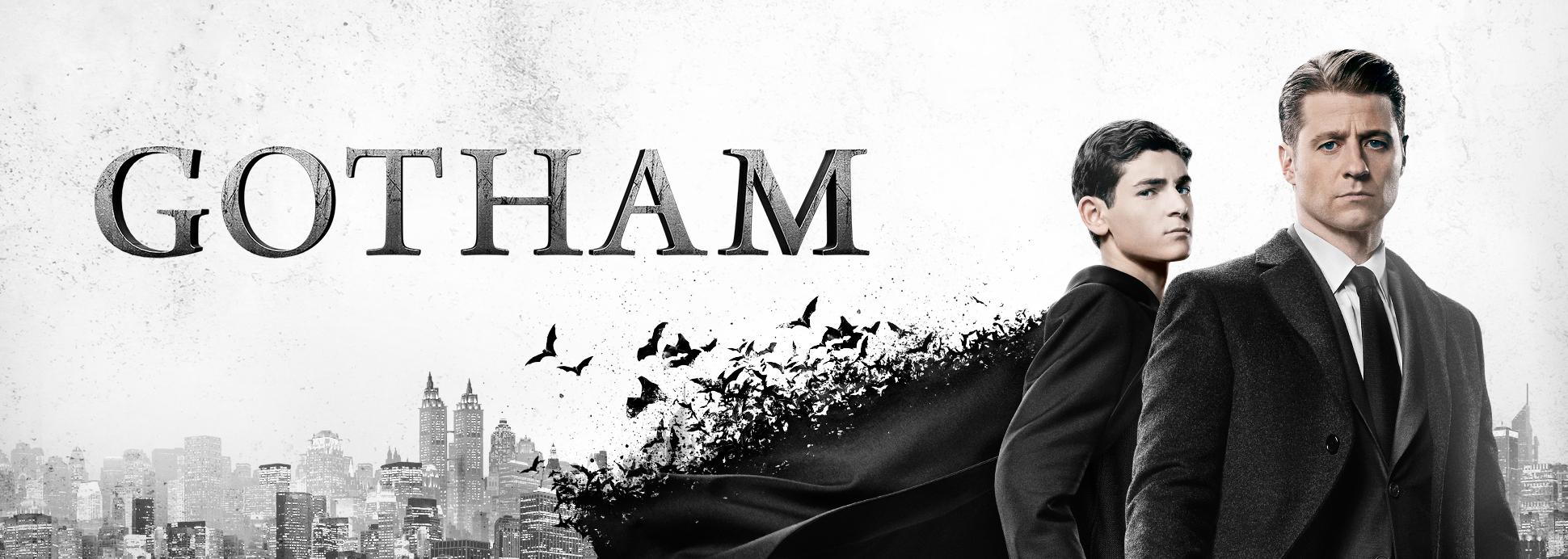 Gotham' Season 5 - A Time Jump, a Mustache, and a Batman