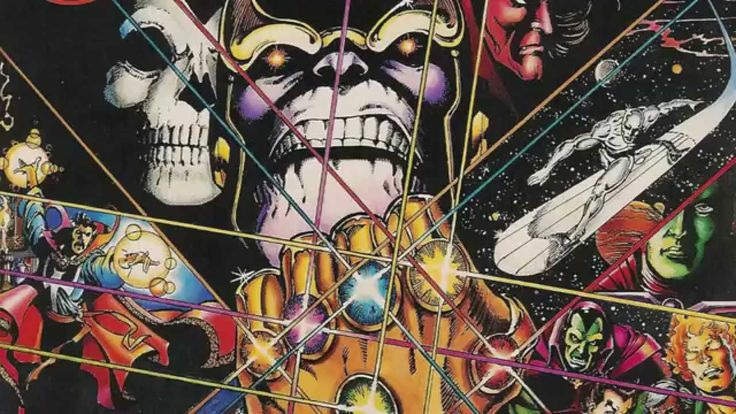 Avengers 4': More of Jim Starlin's Characters Will Appear in