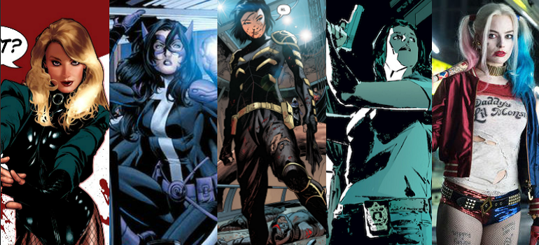 Birds Of Prey Cast Of Characters Revealed Movie News Net