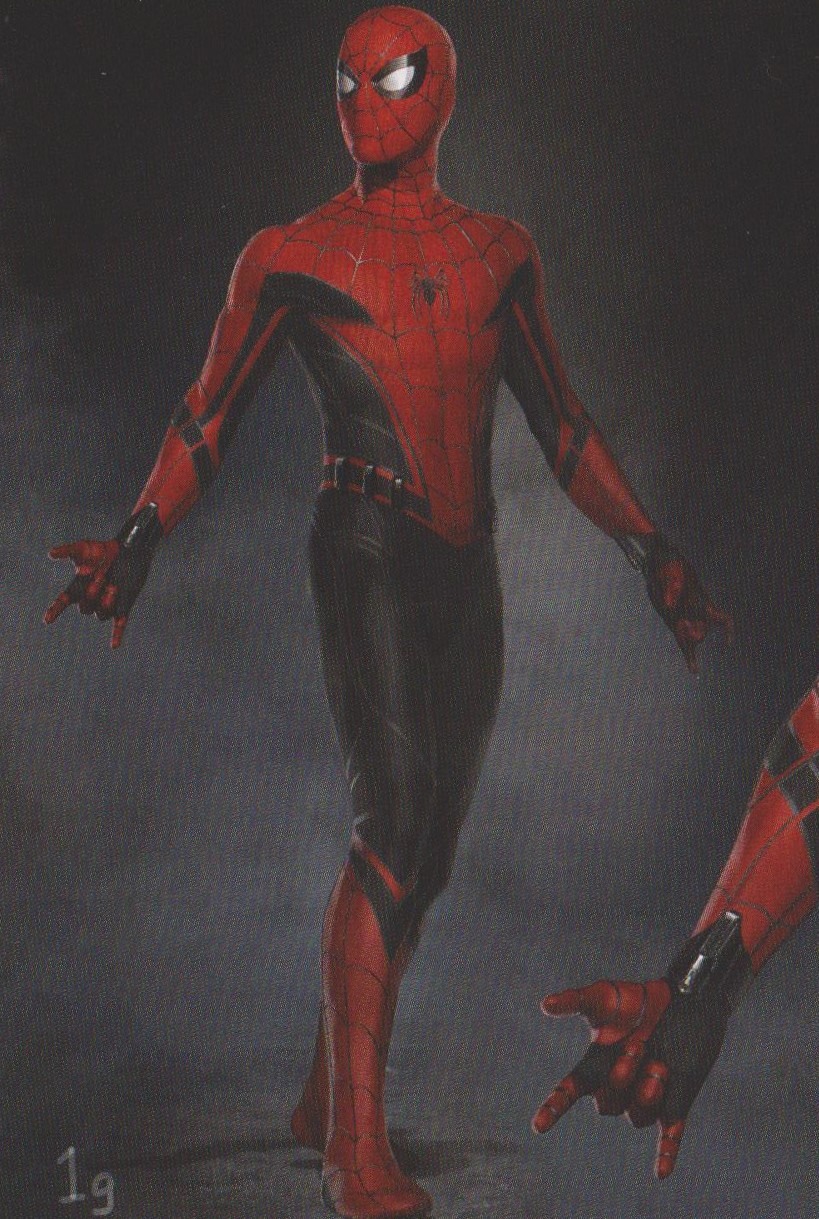 Rumor Spider Man Far From Home Suits Revealed Movie News Net