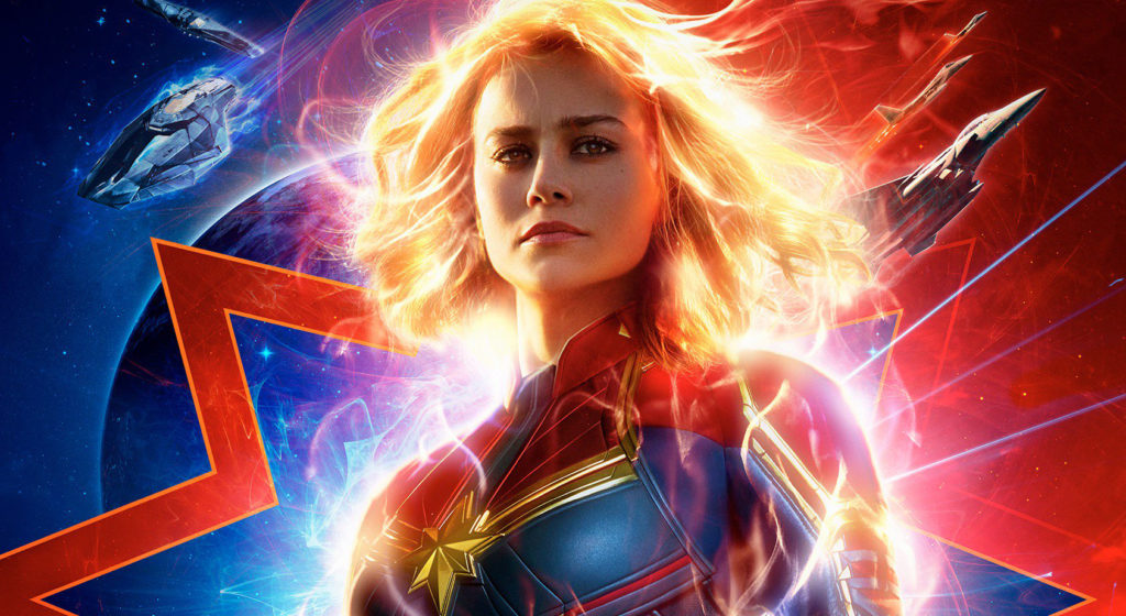 Captain Marvel Posters Offer New Look at Villain and Goose
