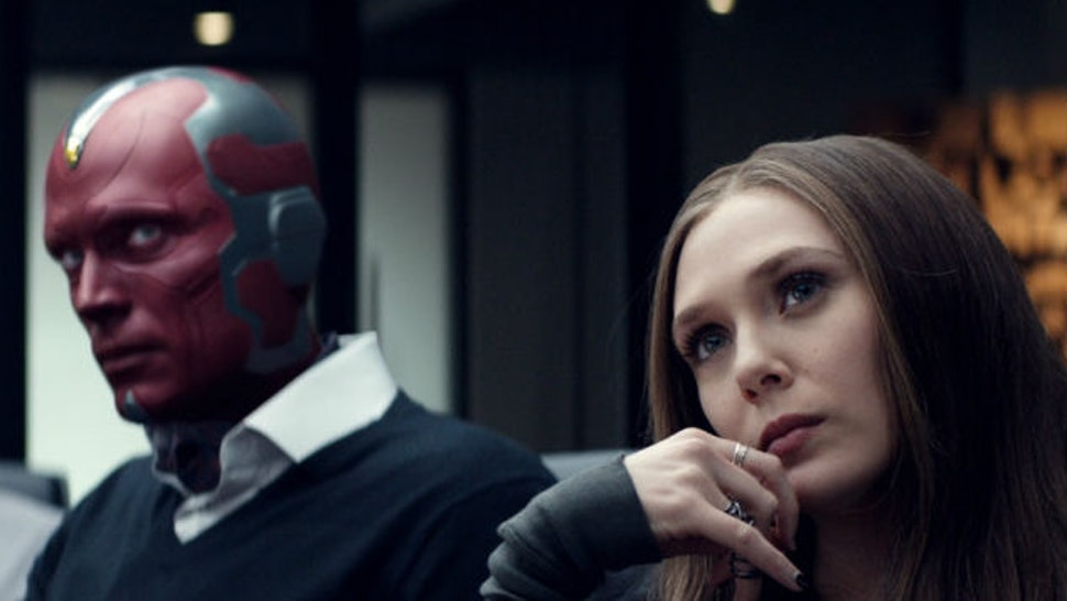 Vision Scarlet Witch