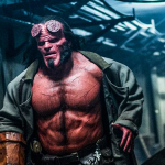 David Harbour Hellboy