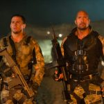 Channing Tatum and Dwayne Johnson in GI Joe: Retaliation