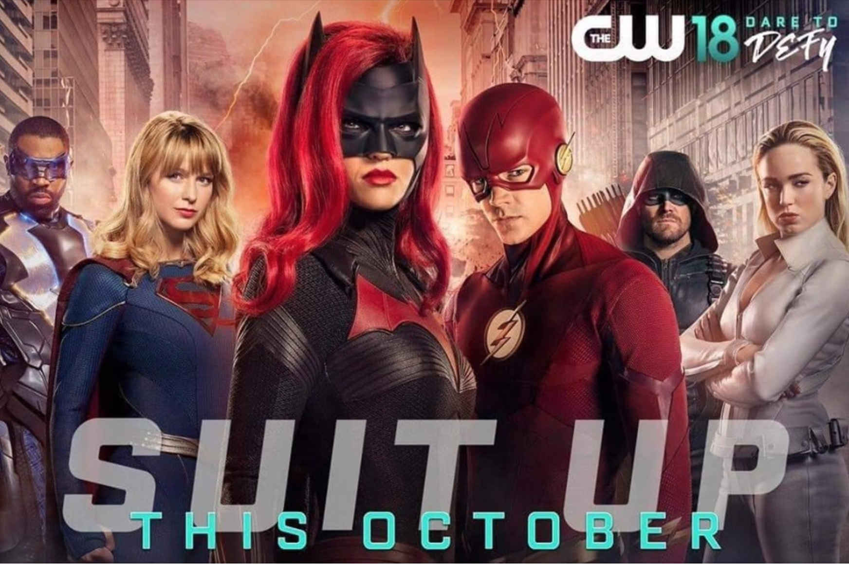 Dc Tv Sdcc Recap Arrowverse And Black Lightning Movie News Net