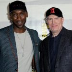 Mahershala Ali and Kevin Feige - Blade