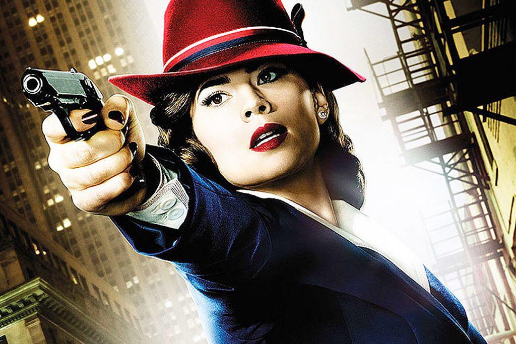 Peggy Carter Agents of S.H.I.E.L.D.