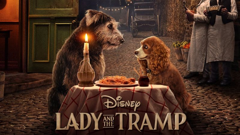Lady And The Tramp Second Trailer Every Day Can Be An Adventure Mnn
