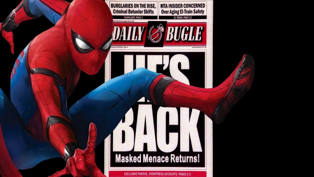 Image result for spider-man coming back to the mcu