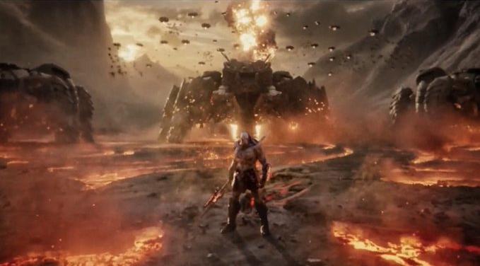 """Darkseid Zack Snyders Justice League - Reseña de la """"Liga de la Justicia de Zack Snyder"""""""