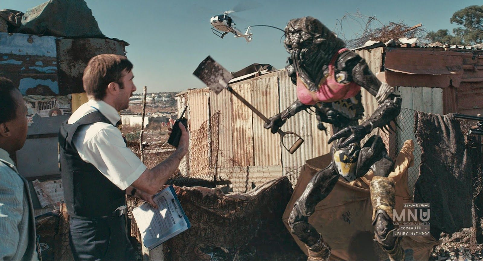 District 10' Confirmed By Neill Blomkamp - Movie News Net